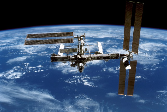 mesh for international-space-station